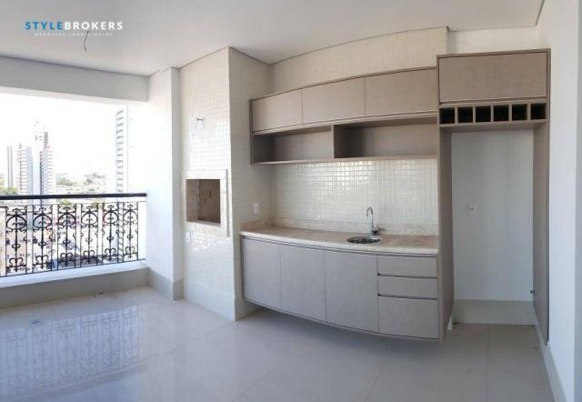Apartamento no Edifício American Diamond com 4 dormitórios à venda, 182 m² por R$ 1.400.00 - Foto 3