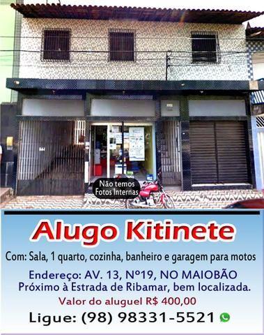 Kitinete Maiobão