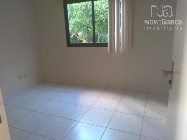 Casa com 4 dormitórios para alugar, 240 m² por R$ 1.400,00/mês - Riviera da Barra - Vila V - Foto 19