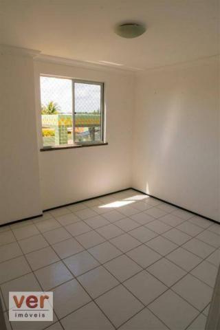 Apartamento à venda, 56 m² por R$ 260.000,00 - José de Alencar - Fortaleza/CE - Foto 6