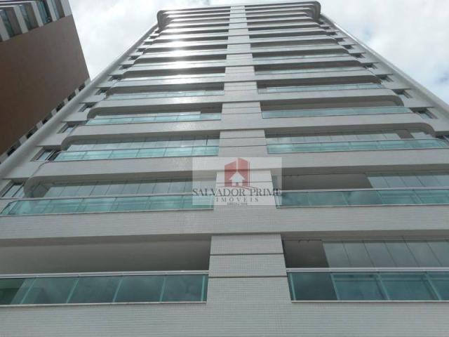 Apartamento residencial à venda, Caminho das Árvores, Salvador. - Foto 18