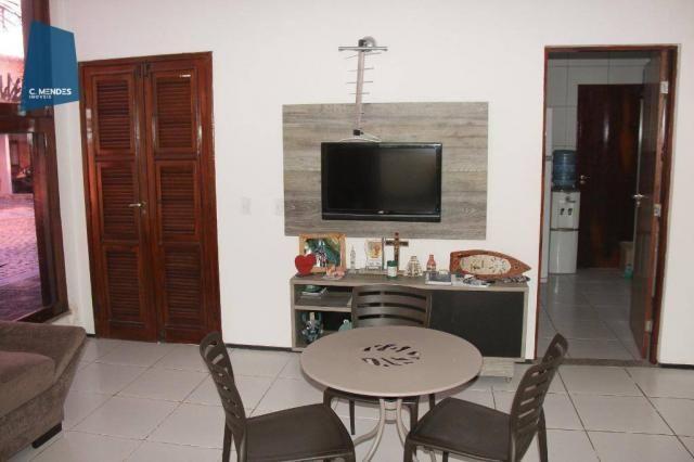 Casa com 4 dormitórios, mobiliada, para alugar, 112 m² por R$ 2.500/mês - Lagoa Redonda -  - Foto 8