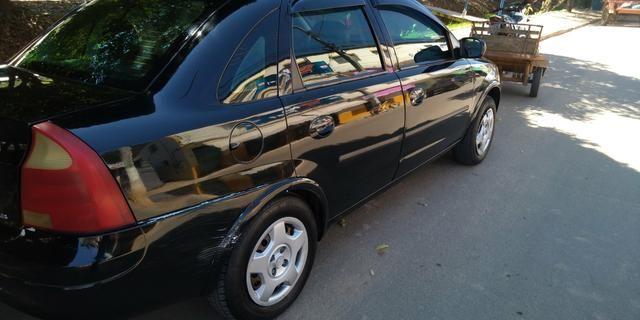 Corsa Max 1.8 com GNV, completo sedam - Foto 2