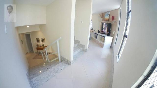 Casa em condomínio fechado com 4 dormitórios à venda, 263 m² por R$ 850.000 - Patamares -  - Foto 14
