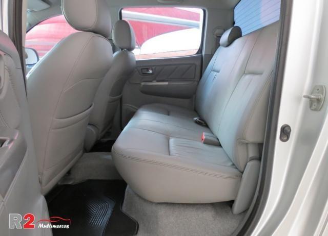 Hilux CD SRV D4-D 4x4 3.0 TDI Diesel Aut - Foto 11