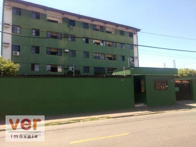 Apartamento à venda, 71 m² por R$ 150.000,00 - Jacarecanga - Fortaleza/CE - Foto 3