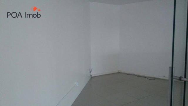 Sala comercial para locação, Boa Vista, Porto Alegre. - Foto 2
