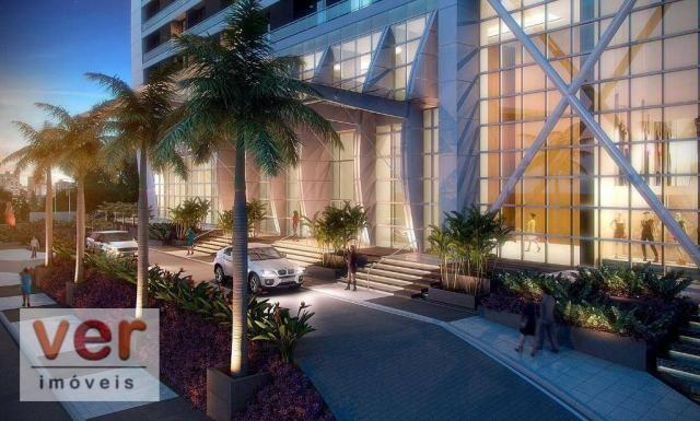 Sala para alugar, 29 m² por R$ 2.500,00/mês - Aldeota - Fortaleza/CE - Foto 3