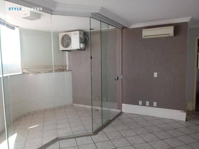 Apartamento no Edifício Ana Vitória com 4 dormitórios à venda, 225 m² por R$ 750.000 - Jar