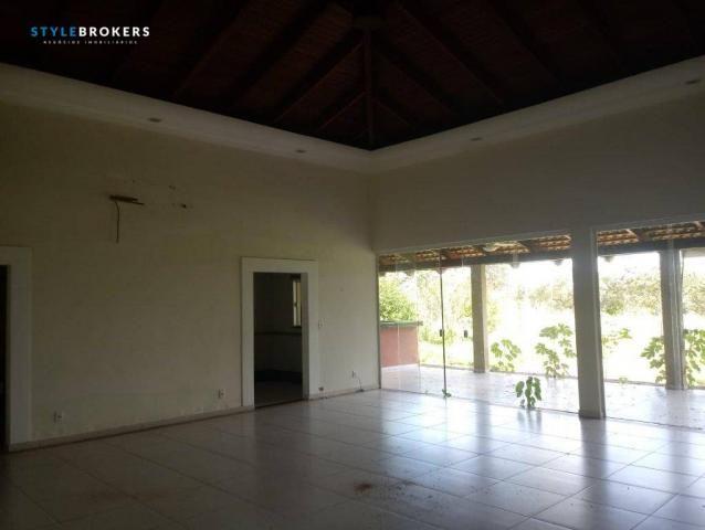 Casa No Condomínio Terra Selvagem Golfe Club com 5 dormitórios à venda, 321 m² por R$ 690. - Foto 14