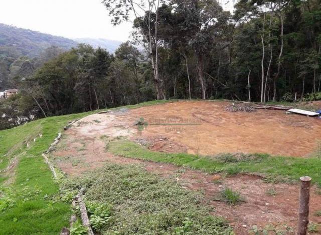 Terreno à venda, 2055 m² por R$ 220.000 - Parque do Imbui - Teresópolis/RJ - Foto 4