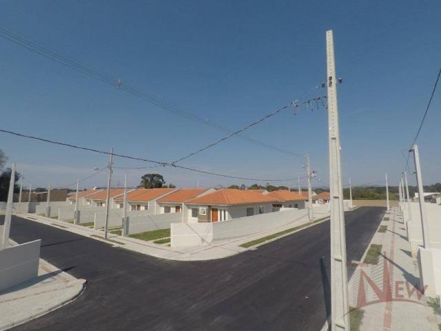 Excelente casa com 02 quartos no Campo Largo da Roseira, São José dos Pinhais - Foto 15