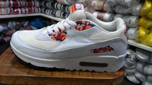 afe8a2605fe Nike air max 90 femenino - Roupas e calçados - Santa Cândida ...