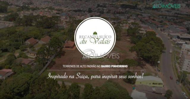 Terreno à venda, 127 m² por r$ 179.089,10 - pinheirinho - curitiba/pr - Foto 11