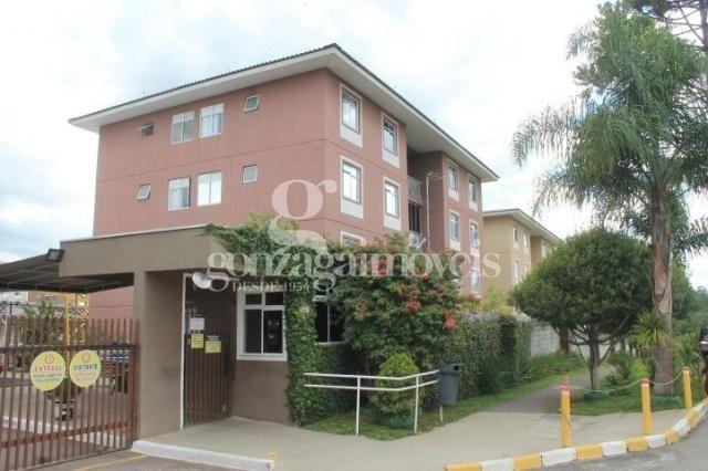 Apartamento para alugar com 2 dormitórios em Campo de santana, Curitiba cod:13097001 - Foto 2