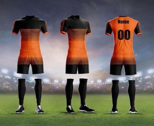 975d778578ee5 Uniforme Futebol Personalizado