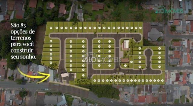 Terreno à venda, 123 m² por r$ 173.558,11 - pinheirinho - curitiba/pr - Foto 5