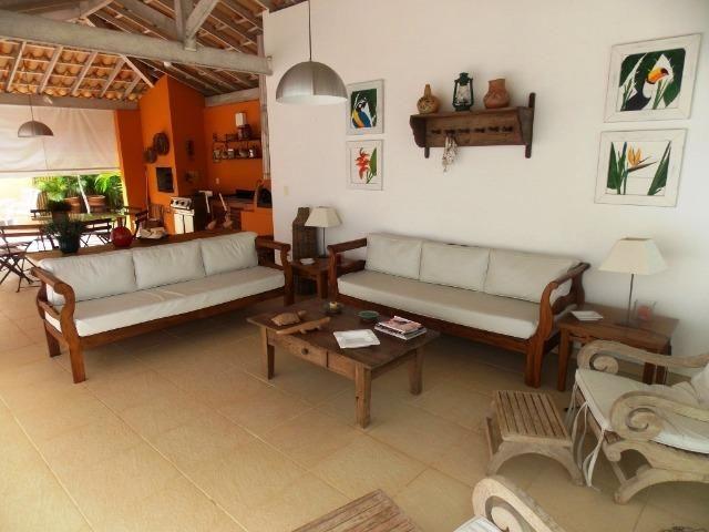 Casa Quintas do Sauípe - 4 Suítes - Espaço Gourmet - Foto 7