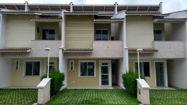 Casas novas em condomínio ( promoção setembro )