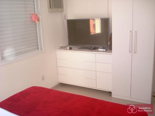 Apartamento à venda com 2 dormitórios em Ingleses do rio vermelho, Florianopolis cod:543 - Foto 6