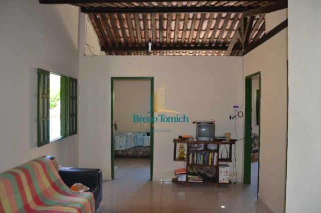 Casa com 3 dormitórios à venda, 91 m² por R$ 180.000 - Centro - Santa Cruz Cabrália/BA - Foto 12