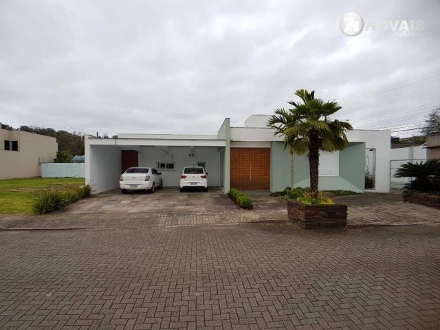 Casa com 3 dormitórios à venda, 229 m² por r$ 1.290.000 - rondônia - novo hamburgo/rs - Foto 2