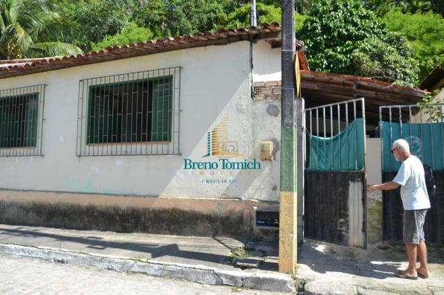Casa com 3 dormitórios à venda, 91 m² por R$ 180.000 - Centro - Santa Cruz Cabrália/BA