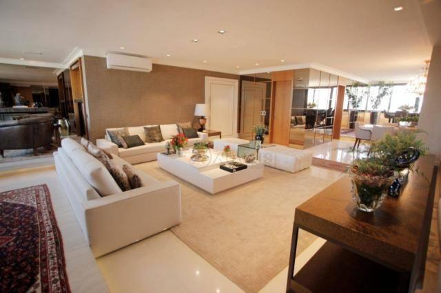 Apartamento com 3 dormitórios à venda, 243 m² por r$ 2.900.000 - hamburgo velho - novo ham - Foto 4