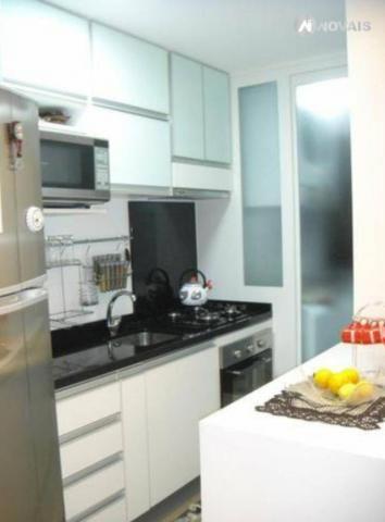 Apartamento com 2 dormitórios à venda, 54 m² por r$ 260.000,00 - santo andré - são leopold - Foto 6