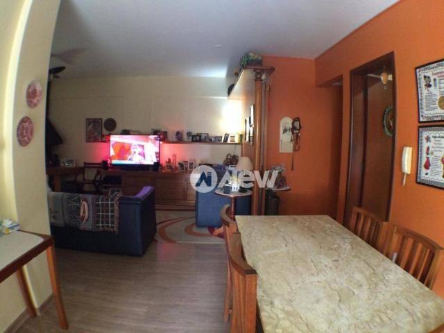 Apartamento com 3 dormitórios à venda, 203 m² por r$ 650.000 - vila rosa - novo hamburgo/r - Foto 4