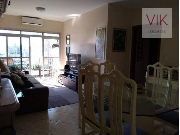 Apartamento à venda, 91 m² por R$ 510.700,00 - Taquaral - Campinas/SP - Foto 3