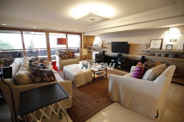 Apartamento com 3 dormitórios à venda, 292 m² por r$ 2.300.000 - centro - novo hamburgo/rs - Foto 16