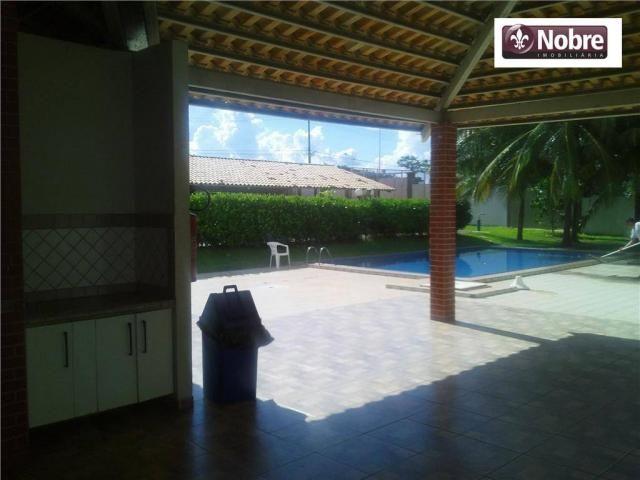 Apartamento com 3 dormitórios para alugar, 112 m² por r$ 1.405,00/mês - plano diretor sul  - Foto 20