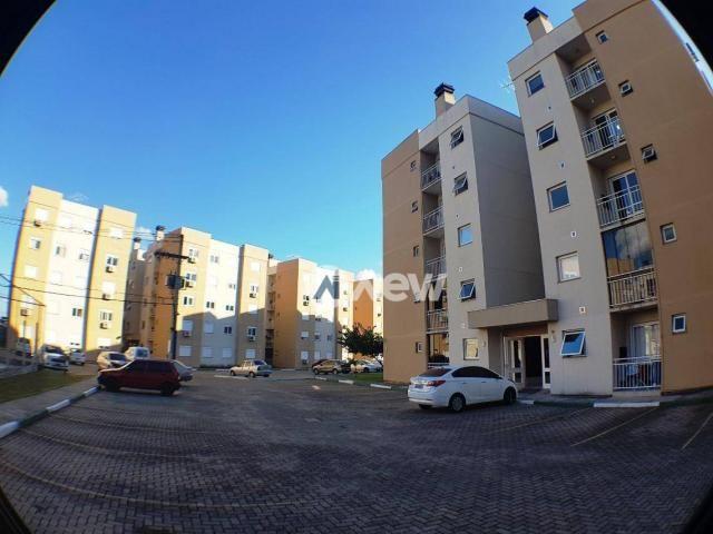 Apartamento com 2 dormitórios à venda, 57 m² por r$ 175.000 - bairro inválido - cidade ine - Foto 16
