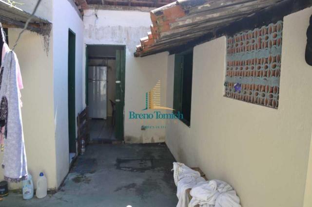 Casa com 3 dormitórios à venda, 91 m² por R$ 180.000 - Centro - Santa Cruz Cabrália/BA - Foto 5