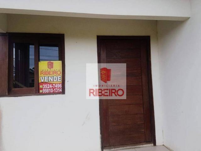 Casa com 3 dormitórios à venda, 69 m² por R$ 215.000 - Nova Divinéia - Araranguá/SC - Foto 5