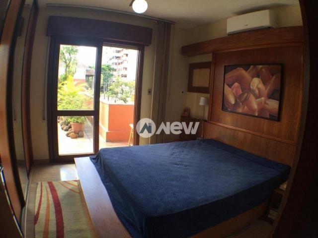 Apartamento com 3 dormitórios à venda, 203 m² por r$ 650.000 - vila rosa - novo hamburgo/r - Foto 17