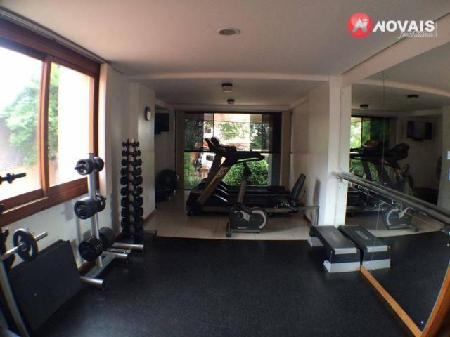Apartamento com 3 dormitórios à venda, 292 m² por r$ 1.700.000 - centro - novo hamburgo/rs - Foto 14
