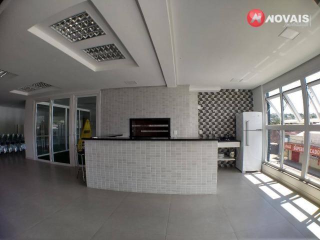 Apartamento à venda, 79 m² por r$ 453.283,23 - centro/ guarani - novo hamburgo/rs - Foto 8