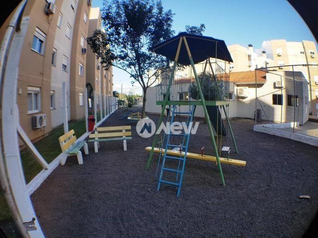 Apartamento com 2 dormitórios à venda, 57 m² por r$ 175.000 - bairro inválido - cidade ine - Foto 17