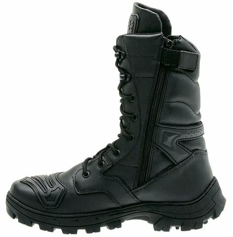 Coturno militar ( bota ) número 41 42 43 44