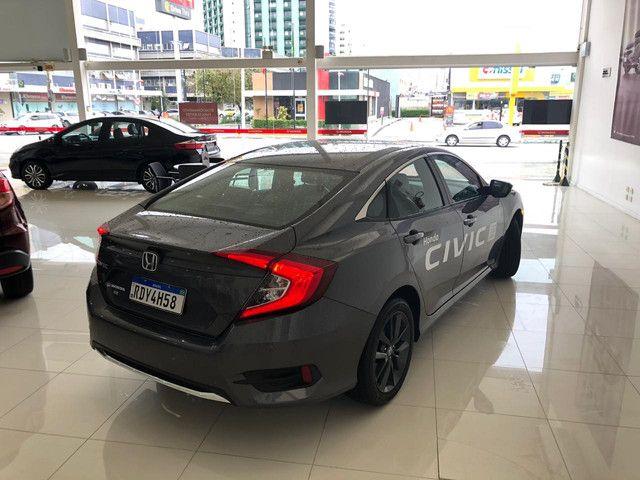 Honda Civic EXL 2.0 2021/2021 Zero Km - Foto 3