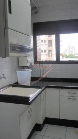 Apartamento com 4 dormitórios para alugar, 192 m² por R$ 3.300,00/mês - Edifício Maison Cl - Foto 13