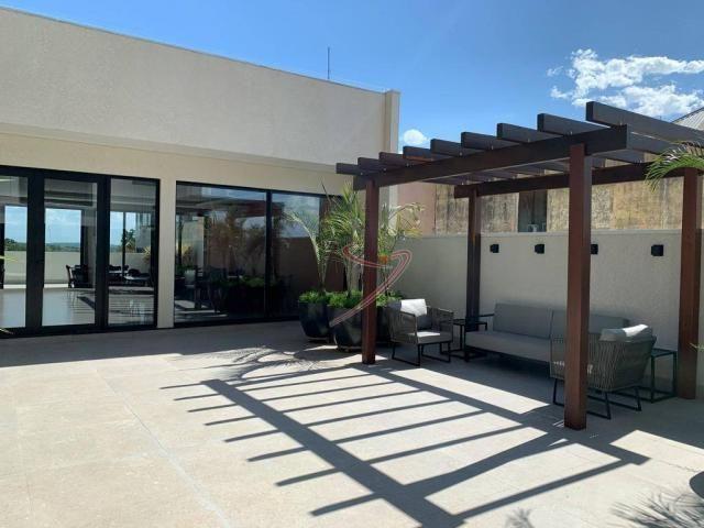 Apartamento com 1 dormitório para alugar, 50 m² por R$ 2.500,00/mês - Edifício Riverside - - Foto 17