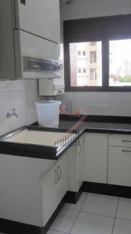 Apartamento com 4 dormitórios para alugar, 192 m² por R$ 3.300,00/mês - Edifício Maison Cl - Foto 12