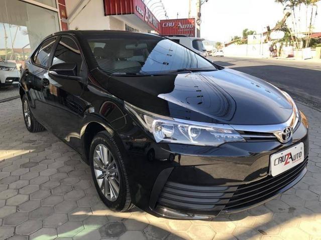 Toyota Corolla GLi Upper 1.8 Flex Automático 2018 (Lindo!) Veja as Fotos! - Foto 4
