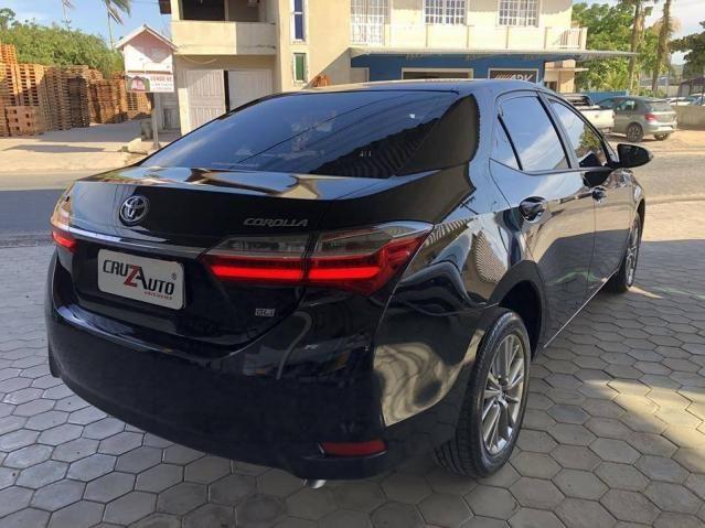 Toyota Corolla GLi Upper 1.8 Flex Automático 2018 (Lindo!) Veja as Fotos! - Foto 10