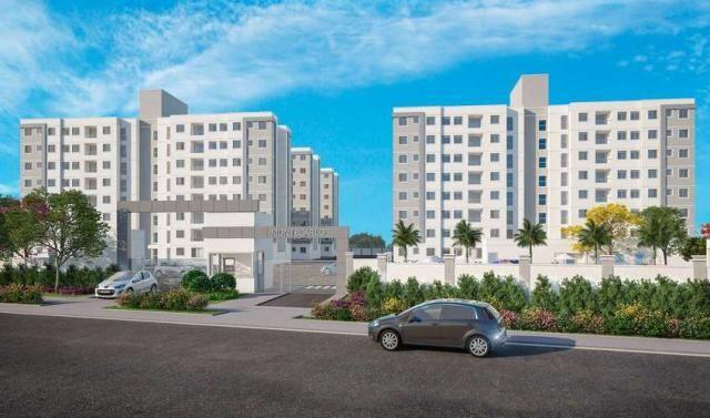 Spazio Montecarlo - Apartamento de 2 quartos na Região do Jardim América, Maringá - PR - I