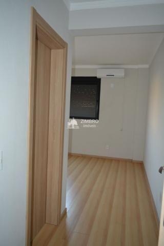 Apartamento para alugar 03 Dormitórios em Santa Maria com Suite Elev Sacada Churrasqueira  - Foto 10