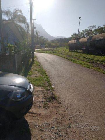 Área à venda, 468 m² por R$ 110.000 - Vila dos Ferroviários - Morretes/PR - Foto 3